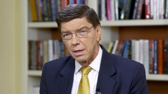 Prof. Clayton Christensen