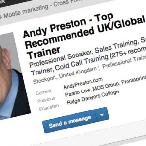 Andy-Preston on Linkedin