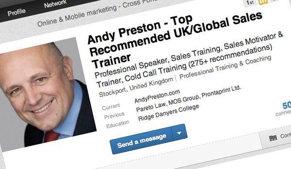 Andy-Preston on Linkedin