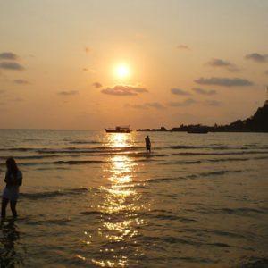 Tajlandia Koh Chong Beach