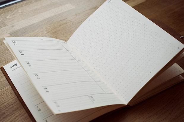 Bukszpan - notes