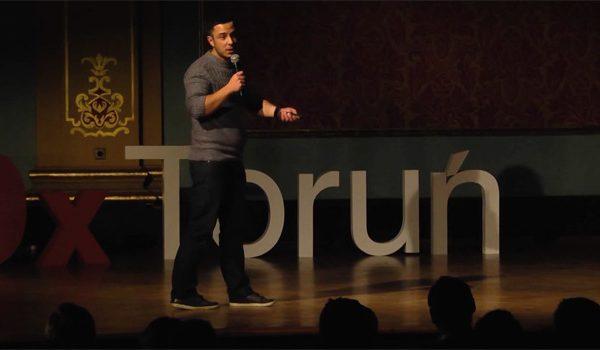 TEDx Wrocław Roman Łoziński